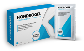 Gel in sachet Hondrogel